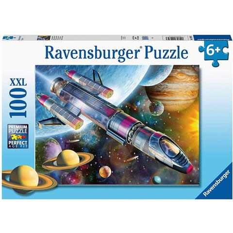Mission in Space Jigsaw Puzzle ( 100 XXL Pieces )