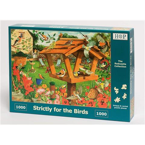 Strictly for the Birds Jigsaw Puzzle ( 1000 Pieces )