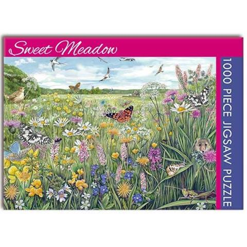 Sweet Meadow Jigsaw Puzzle ( 1000 Pieces )