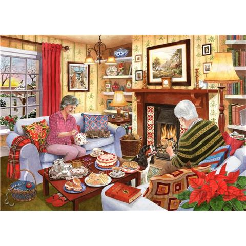 Tea for Two Jigsaw Puzzle ( 1000 Pieces )
