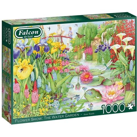 The Flower Show - The Water Gardens Jigsaw Puzzle ( 1000 Pieces )