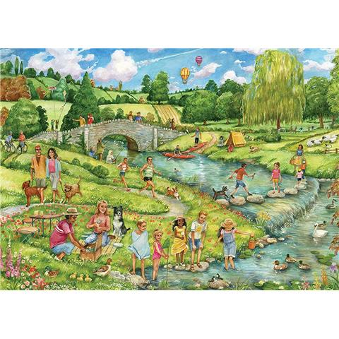 The Great Outdoors Jigsaw Puzzle ( 1000 Pieces )