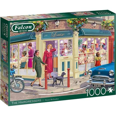 The Hairdressers Jigsaw Puzzle ( 1000 Pieces )