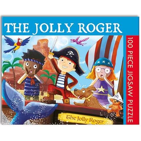 The Jolly Roger Jigsaw Puzzle ( 100 Pieces )