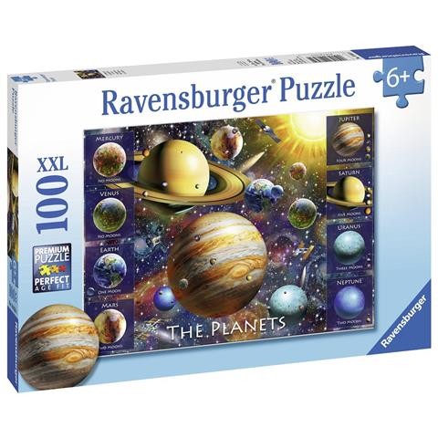 The Planets Jigsaw Puzzle ( 100 XXL Pieces )