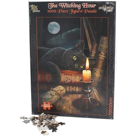 The Witching Hour Jigsaw Puzzle ( 1000 Pieces )
