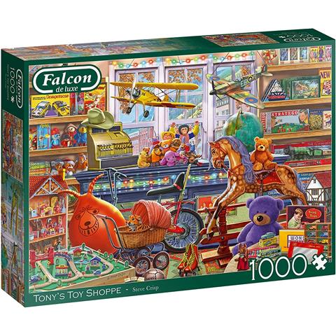 Tony's Toy Shop Jigsaw Puzzle ( 1000 Pieces )