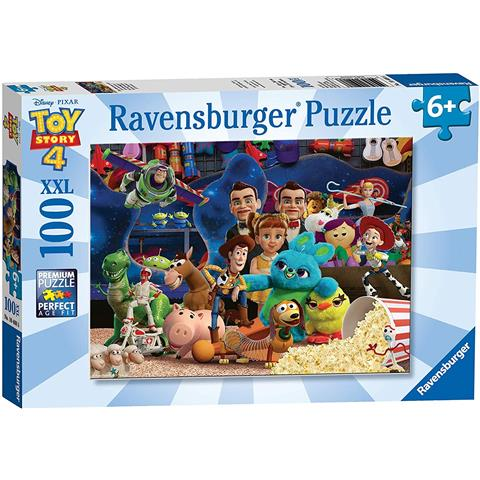 Toy Story 4 Jigsaw Puzzle ( 100 XXL Pieces )