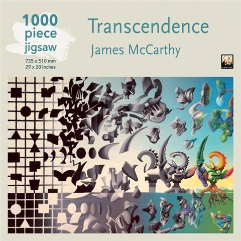 Transcendence by James McCarthy Jigsaw Puzzle ( 1000 Pieces )