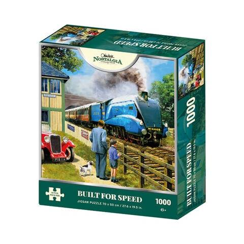 Built for Speed Jigsaw Puzzle ( 1000 Pieces )