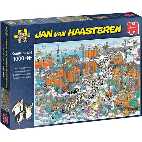 South Pole Expedition Jigsaw Puzzle ( 1000 Pieces )