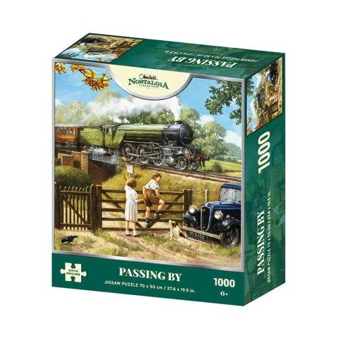 Passing By Jigsaw Puzzle ( 1000 Pieces )