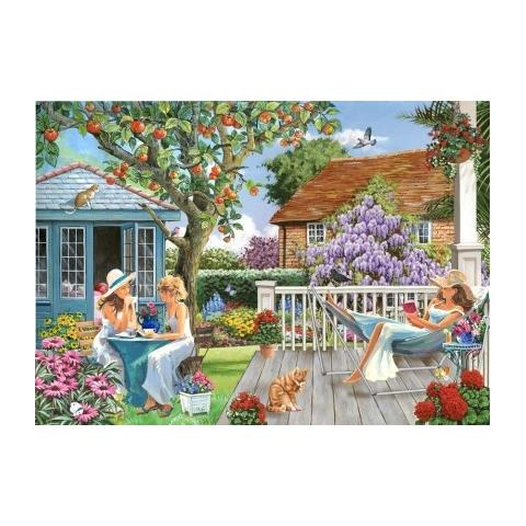 Ladies of Leisure Jigsaw Puzzle ( 250 BIG Pieces )